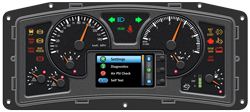 Universal-Instrument-Panel-color-display